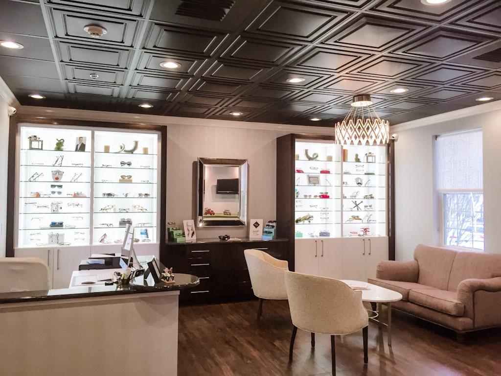 Optometrist Commercial Office Overview