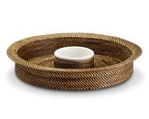 Woven Chip Basket