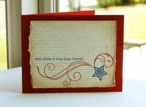 Handmade Placecard