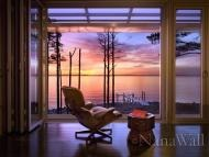 Nina Green of NGD Interiors highlights her favorite things at the 2013 Architectural Digest Home Design Show, who wouldn't want to enjoy the warm breeze coming off the lake with the open NanaWall?